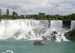 Epic Full Day Tour of Niagara Falls USA & Canada plus Lunch