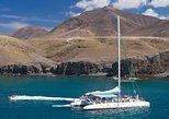 Catlanza: navegación en catamarán en Fuerteventura. Fuerteventura, ESPAÑA
