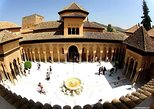 Alhambra, Nasrid Palaces, Generalife and Alcazaba Private Tour in Granada