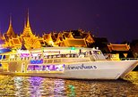 Chao Phraya River Dinner Cruise Tour from Bangkok
