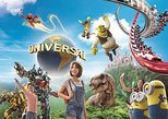 Universal Studios + Hotel Pick up & 2 way Shuttle