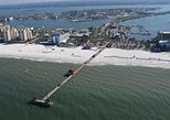 Amazing views of Pier 60 and Clearwater beach by helicopter!