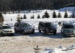 1 Day 4x4 JEEP Tour in Carpathian Mountains