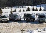 1 Day 4x4 JEEP Tour in Carpathian Mountains