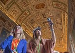 Vatican Museums, Sistine Chapel and St Peter's Basilica Half-Day Walking Tour