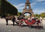 Romantic Horse and Carriage Ride Through Paris