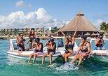 Jungle Tour, Speed boat & Snorkel at Punta Nizuc Reef