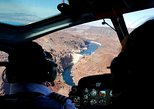 Grand Canyon West Helicopter Tour with Optional Boat Ride