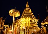 Amazing Night tour ! Wat umong & Doi suthep at Night - Top Must visit place