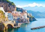 Private Shore Excursion from Naples to the Amalfi Coast, Positano and Ravello
