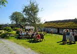 Spring celebration in 17th century village - Starting with delicious lunch