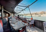 Bateaux Parisiens Seine River Lunch Cruise with Live Music