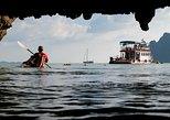 Phang Nga Bay Day Trip Kayaking with Snorkelling Option from Phuket