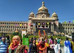 Full day tour of Bangalore with guide & hotel pick up & drop