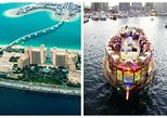 Dubai Combo City Tour and Marina Dhow Cruise and Dinner