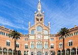 Sant Pau Recinte Modernista Entrance Ticket with Audioguide