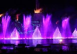 Magic Dancing Water - (Available from Protaras & Ayia Napa)