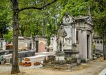 Paris' Pere Lachaise Gravestone self-guided tour with mobile app