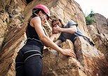 Beginner Rock Climbing Adventure in Boulder