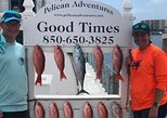 Shared Deep Sea Fishing Trip