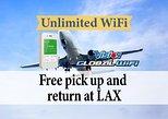 Portable WiFi Hotspot Rental at Los Angeles Airport