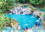 Blue Hole and Secret Falls Private Tour