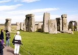 Stonehenge-Bath & Winchester Cathedral 10 Hours Private Tour for 1-3 Travellers