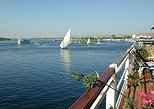 1-Hour Private Felucca Cruise on the Nile River