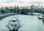 All Year Moscow River Cruise with a Local Guide on Elegant Yacht