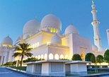 Abu Dhabi Tour: Sheik Zayed Mosque & Louvre Museum