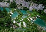 From Zagreb to Split via Plitvice lakes