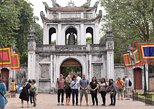 Hanoi City small group tour and water puppet show
