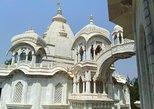 Private Mathura and Vrindaban Day Tour with Taj Mahal Sunset