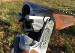 25 Shot Clay Pigeon Shooting Experience