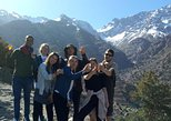 2 Day Trek in Atlas Mountains and Berber villages from Marrakech Private guided