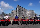 ATV Island Tour with (Beach Break, Lunch & Free Tropical Drinks after tour)