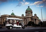Belgrade 90 minute Tuktuk sightseeing tour (price per vehicle)