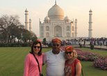 Five Day Private Luxury Golden Triangle Tour to Agra and Jaipur From New Delhi