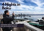 4 Night Baku Tour