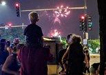 Chicago After Dark: Secret Gardens, Live Music, and Fireworks!