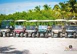 Central America - Belize: AVIS (4 Person) Cart Rental San Pedro, Belize