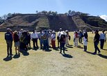 Tour to Monte Alban, Culiapam, San Bartolo Coyotepc and Black Clay Workshops.