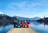 Bled lake and Bohinj lake, Alpine gems, Private day tour, Included entrances