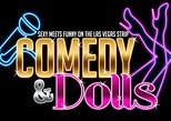 Comedy & Dolls at the Alexis Park Resort Hotel