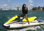 1.5 Hr MIAMI VICE Jet Ski Tour (18 Miles)