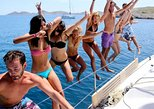 All inclusive half day Luxury boat charter to Icacos & Palomino from San Juan