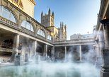 Roman Baths Skip The Line entry and Walking Tour with Blue Badge Tourist Guide
