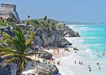 4x1: Tulum, Cenote, Coba and Playa del Carmen from Cancún