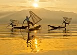 Discovering leg-rowers & floating garden in Inle Lake