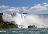 Maid in America Tour of Niagara Falls: USA side with Maid in the Mist Ride